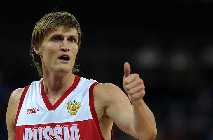 Андрей Кириленко использовал локаут в НБА, чтобы устроить незабываемое шоу для русских болельщиков и прогреметь на лондонской Олимпиаде