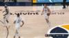 Georges Niang 3-pointers in Utah Jazz vs. Houston Rockets