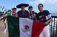 сборная Мексики, болельщики, сборная Германии, сборная Чили, Олимпийский стадион Сочи, Кубок конфедераций
