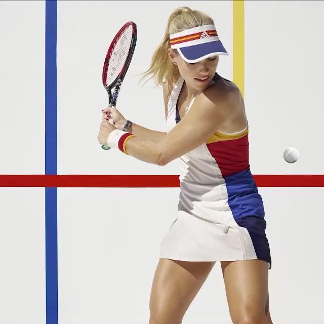 теннисистка мугуруса бланко фото