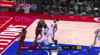 Jerami Grant sinks the shot at the buzzer
