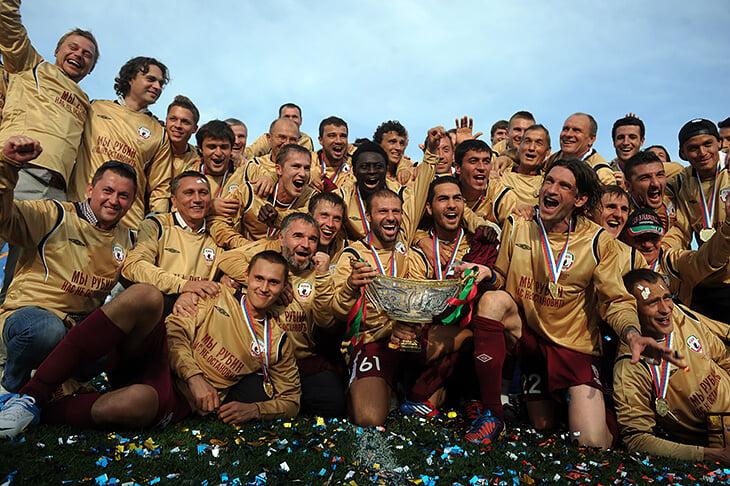 Лучший сезон в истории РПЛ – 2012/13. Sports.ru расскажет о нем все