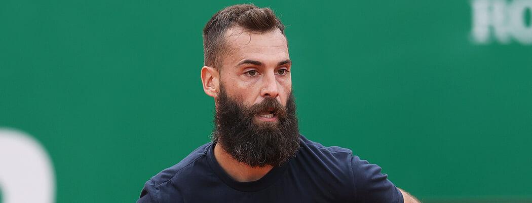Теннисный художник Пэр сломался: называет коллег «дохлыми крысами», сливает матчи, плюет на теннис. Все из-за пандемии