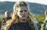 Вышел последний сезон «Викингов». Главная актриса сериала – просто топ: занималась тхэквондо, любит UFC и обучает самозащите