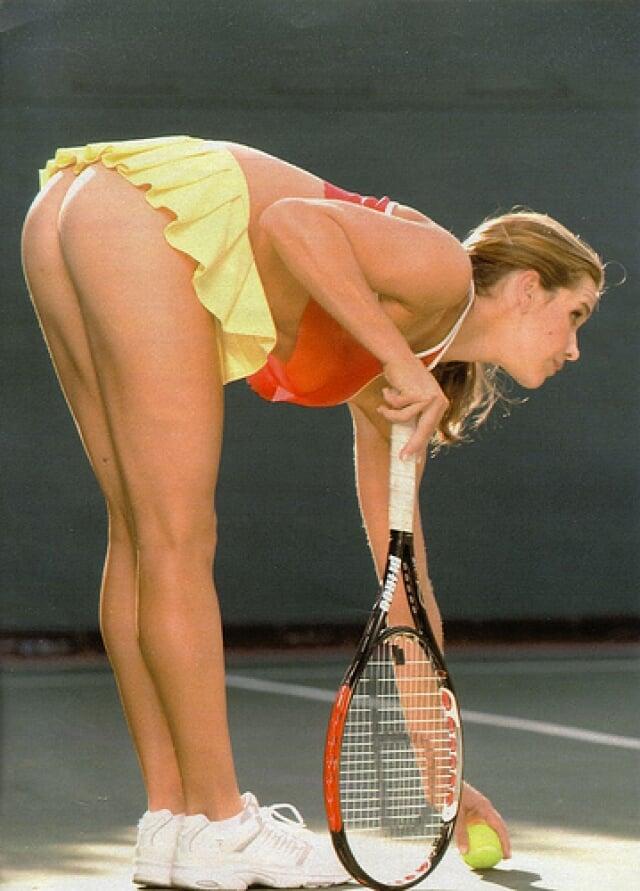 В Playboy первой из тенниса снялась Эшли Эрклроад. Это было логичным итогом отношений WTA и сексуальности