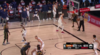 Anthony Davis sinks the shot at the buzzer
