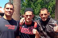 Переезд Хабиба в UFC: агент в фейсбуке, 16 тысяч долларов за победу, суд