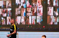 Рандерс, высшая лига Дания, возвращение футбола, Орхус, коронавирус