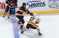 травмы, Оттава, видео, Питтсбург, Марк Мето, Сидни Кросби, НХЛ