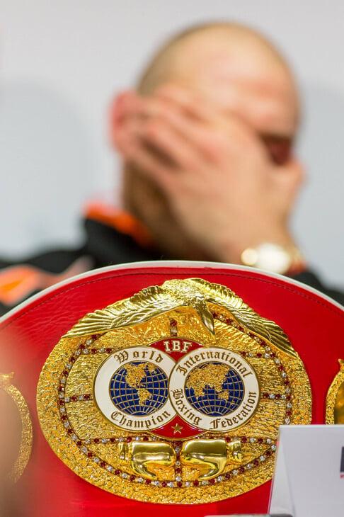 Тайсон Фьюри – уникум бокса. Такого чемпиона не было и, кажется, уже не будет