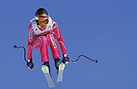 сборная России (горные лыжи), Сергей Белоголовцев, горные лыжи, Светлана Гладышева
