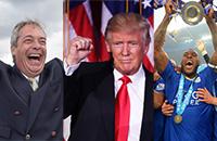 ставки на спорт, Дональд Трамп, Лестер