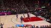 Damian Lillard with 37 Points  vs. New York Knicks