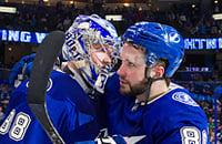 Кучеров и Василевский получат топ-призы НХЛ. Напоминаем за что