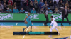 Michael Kidd-Gilchrist rises to block the shot