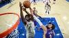 GAME RECAP: Sixers 100, Pelicans 82