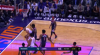 Devin Booker with one of the day's best blocks