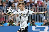 Сборная Германии по футболу, ЧМ-2018, Марко Ройс, Боруссия Дортмунд