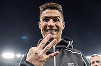 Вспомните всех игроков, у которых минимум два хет-трика в Лиге чемпионов?