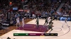 Giannis Antetokounmpo with 40 Points  vs. Cleveland Cavaliers