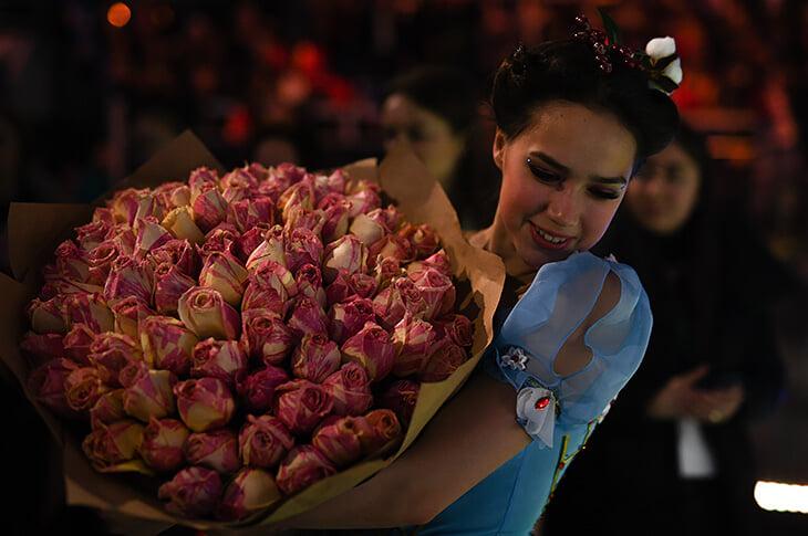 10 самых заплюсованных текстов года в фигурке: ваши посты о Загитовой, молодая Тутберидзе на льду и подозрительное шоу Навки