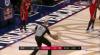 Derrick Jones Jr. attacks the rim!