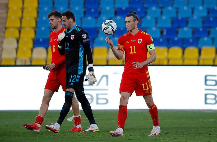 У Бэйла хет-трик в Казани! Победил там Беларусь – ей УЕФА запрещает играть дома