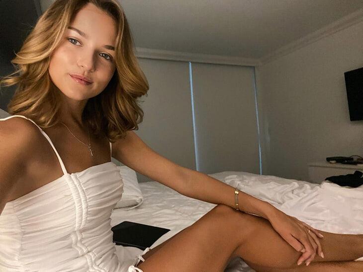 Анна Калинская прорвалась на турнире в Индиан-Уэллс. Но все знают ее по отношениям с Кириосом – и тому, что она якобы дала ему по лицу