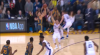 Stephen Curry 3-pointers in Golden State Warriors vs. Philadelphia 76ers
