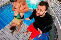 У ютуб-канала про прыжки в воду – 1,5 млн подписчиков. Автор рассказал, как этого добился и что не так с «Матч ТВ»