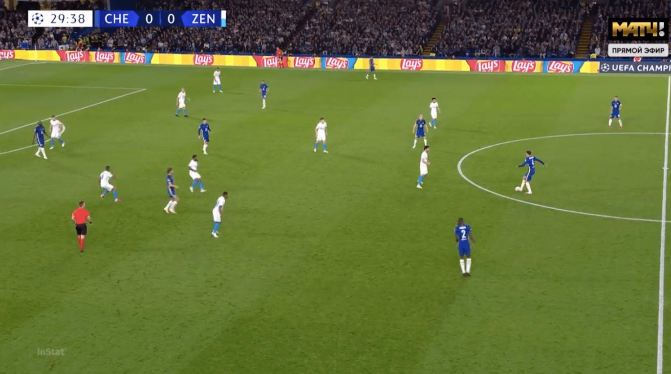 Матч с «Зенитом» – сложнейший для атаки «Челси» в этом сезоне. Но от этого не легче
