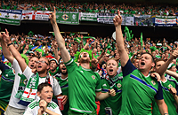 квалификация ЧМ-2018, болельщики, сборная Северной Ирландии, Евро-2016