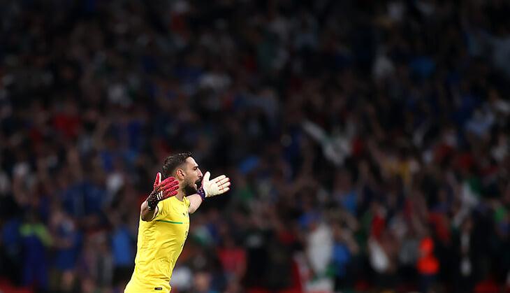 «Теперь мы –легенды!» Главные слова героев финала Евро-2020