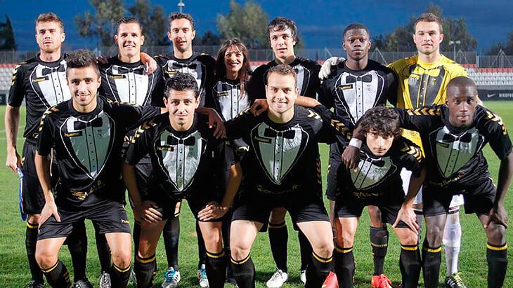 Паленсия футбол испания