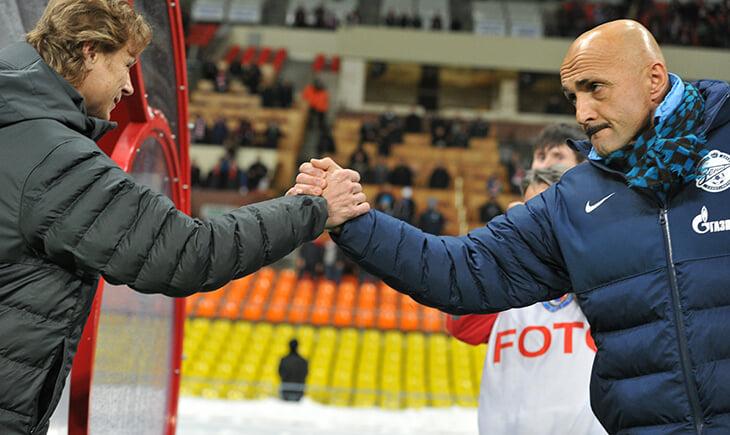 Все рубки Спаллетти со «Спартаком»: предлагал взять Карпина в «Зенит», издевался над Федуном и побеждал 5:0