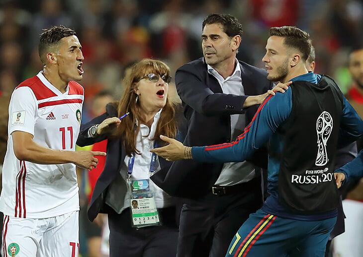 Ангел-хранитель сборной Испании – администратор Сильвия. Она возила Кубок мира в багаже и стала игрокам второй мамой