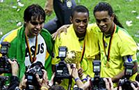 сборная Германии, Марк-Вивьен Фоэ, сборная Испании, сборная Камеруна, видео, сборная Мексики, сборная Франции, сборная ЮАР, сборная Аргентины, сборная США, Кубок конфедераций