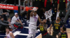 Karl-Anthony Towns throws it down!