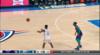 Aleksej Pokusevski 3-pointers in Oklahoma City Thunder vs. Charlotte Hornets