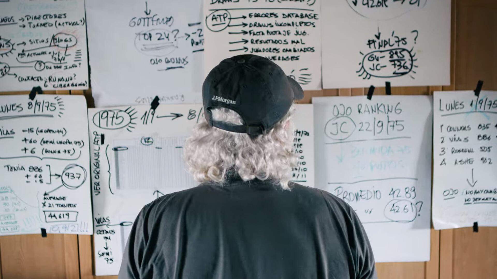 Гильермо Вилас 40 лет доказывает, что был первой ракеткой мира. Его сторонники собрали 1000 страниц доказательств, а Netflix снял об этом документалку