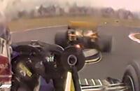 Нюрбургринг, Гран-при Германии, Рено, Формула-1, ретро, видео