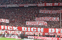 бундеслига Германия, Бавария, болельщики