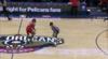Damian Lillard 3-pointers in New Orleans Pelicans vs. Portland Trail Blazers