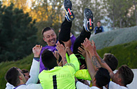 Реал Мадрид, Реал Мадрид U-19, Гути