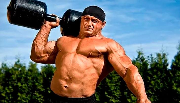 Бой силачей в Польше: олимпийский чемпион по штанге против элитного стронгмена. Закончилось все очень быстро