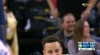 Stephen Curry with 32 Points  vs. New York Knicks