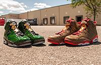 НБА, Майкл Джордан, Чикаго, кроссовки