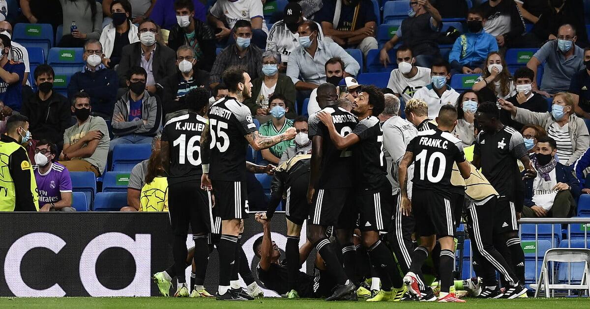 Шериф опережает Реал, Интер и Шахтер в группе ЛЧ после 2 туров