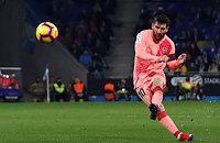 Ла Лига, Лионель Месси, Барселона, видео