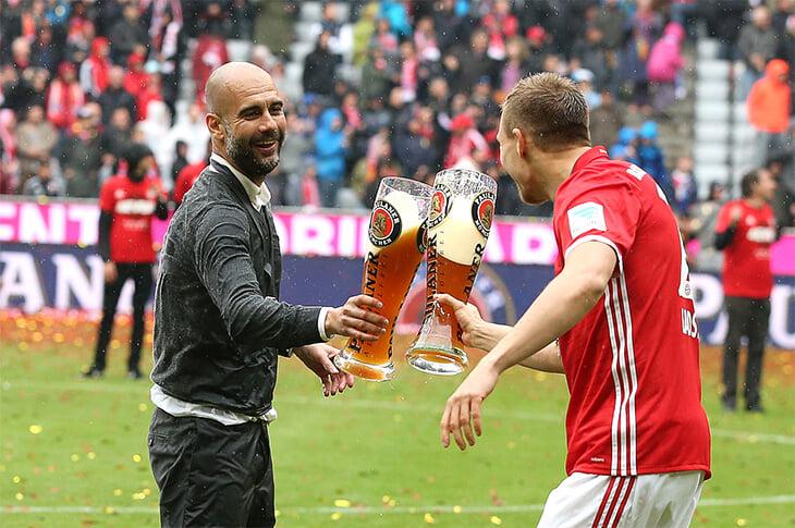 Футболисты пьют пиво после матчей даже в сборной России. Неужели это полезно? А какое лучше?